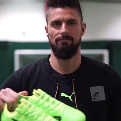 Delivery video – Olivier Giroud